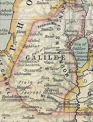 ancient galilee 01
