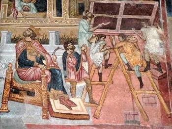 Γαλήνη ρωμαϊκό όργιο